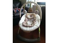Mothercare Loved So Much Bouncer almost as new