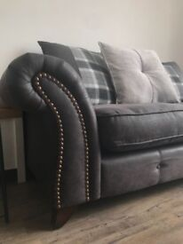 DFS: Bedford 2 seater Pillow Back Sofa RRP £1,399
