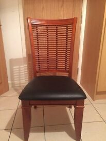 Dining Chairs (6 available)
