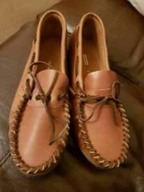 men's mockisons shoes