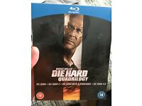 Die hard box set (blu ray)