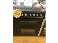 SERVIS 60CM WIDE BRAND NEW CEROMIC TOP ELECTRIC COOKER