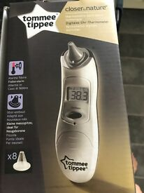 Tomme Tippee digital thermometer