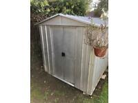 Free Metal shed