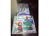 New Disney Frozen photo frame & 3D Olaf