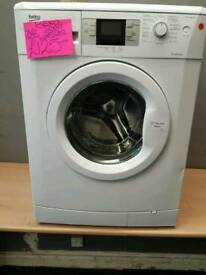 BEKO 7KG LOAD 1400SPIN WASHING MACHINE IN WHITE