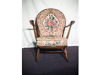 Ercol Grandfather Tub Chair