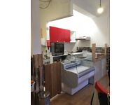 Recently refurbished café in northeast London (E9) for sale.