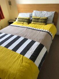 IKEA malm Bedframe-Sturdy-Like new