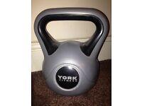 York Kettle bell 20kgs