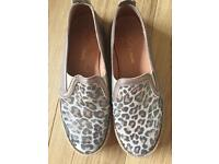 Alpe ladies luxury leather shoes size 5 .(38)