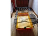 Guinea pig cage (suitable for other small mammals)