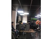Barbers wanted. Busy salon in town centre