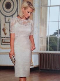 Condici mother of bride dress and jacket