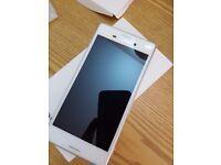 Sony Xperia M4 AQUA 8GB White Smartphone Unlocked phone