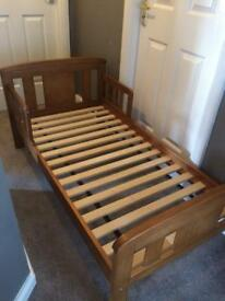 Toddler bed by John Lewis