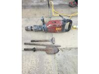 Various tools and consumables