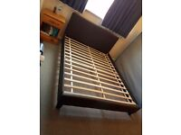 King size bed constance collection pretty much brand new