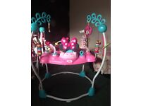 Minnie Mouse New Jumperoo
