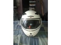 Caberg motorbike helmet