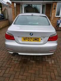 BMW 520 full mot brilliant condition