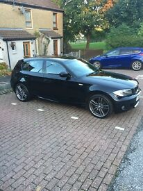 BMW 1 series. Just MOT'd. Not due again until 2018. 5 Door Hatchback. 2011.