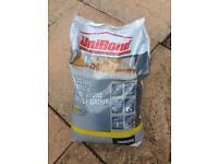 Unibond charcoal grout 5kg