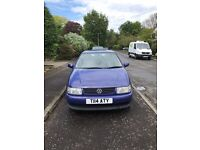VW Polo Nice little runner for first time driver - Cheap to run and reliable