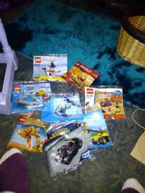 8 packs need lego 5-12 yrs