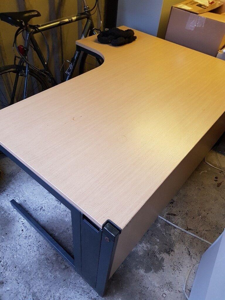 Free Office Corner Desk In York North Yorkshire Gumtree