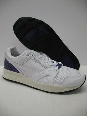 New PUMA 357774 Trinomic XT2+ CRKL Athletic Shoes Sneakers White Purple Mens 11