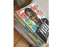 33 good as new 442 Four Four Two magazines 2015 - 2017