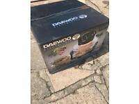 Brand new sealed daewoo health fryer
