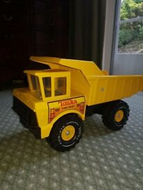 1980's large TOY Tonka Dumper Truck