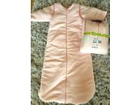 Microfibre Sleep Bags - 18-36 months - 3 TOG - Pink - 2 available - BRAND NEW, unused