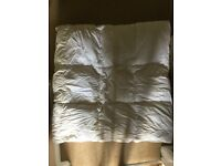 Home Store 10.5 Tog Duck Feather & Down King Size Duvet