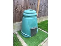 Outdoor compost bin large