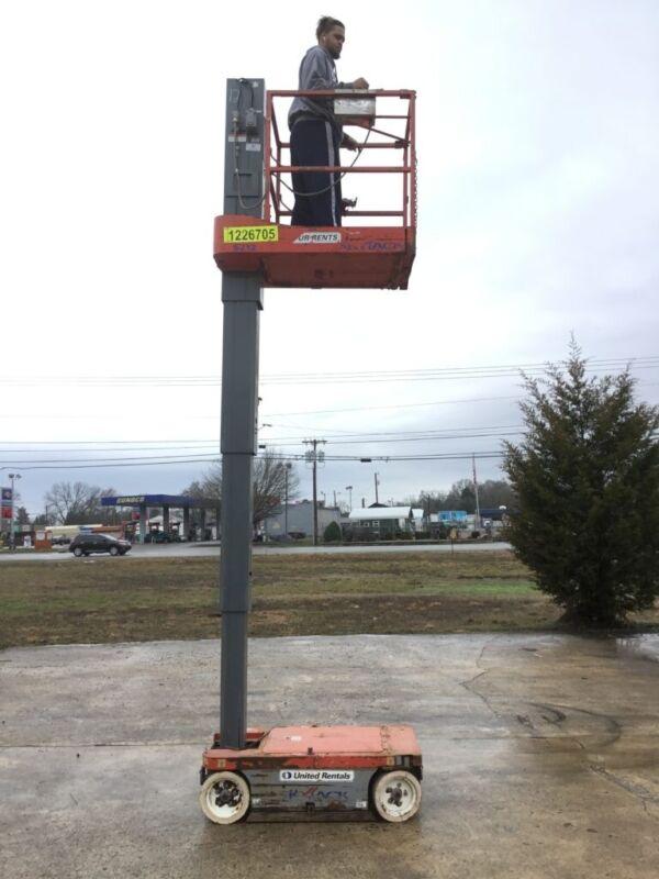 SkyJack SJ12 Vertical Mast Lift