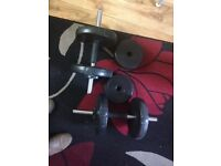weight dumbbells