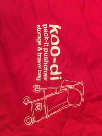 Koodi pack it stroller bag