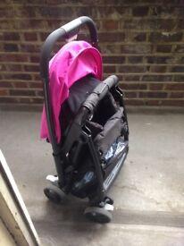 Joie purple pushchair Must Go!!!