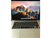 MacBook Pro 15 Retina. Pristine condition. 16GB & 512GB