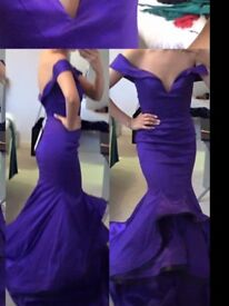 Mac Dougal prom /pageant dress