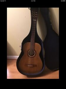 Espana Guitar - Made in Finland - With New parts