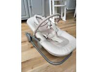 Mamas and Papas baby cradle bouncer rocker seat
