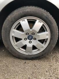 "Ford 16"" ALLOY WHEELS"