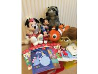 Kid's toys and books