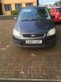 Ford C-Max family car with only 61000 on the clock!
