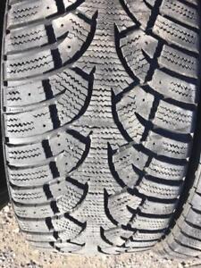 3 pneus d hiver 215/45r17 general