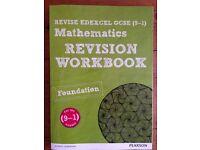 Revise Edexcel Mathematics Revision Workbook
